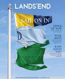 Lands End E Catalog