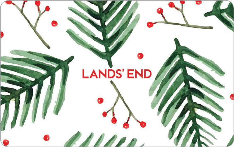 Lands' End | Gift Cards.
