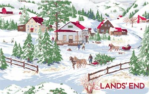 Gift Card Product from Lands' End