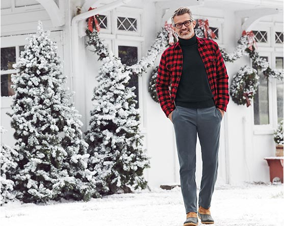 Lands End Christmas Stockings.Lands End Family Pajamas Flannel Shirts Sweaters Coats