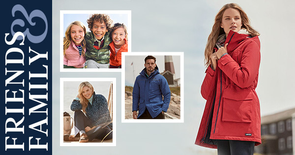 Lands' End: Turtlenecks, Sweaters, Winter Coats, Pajamas