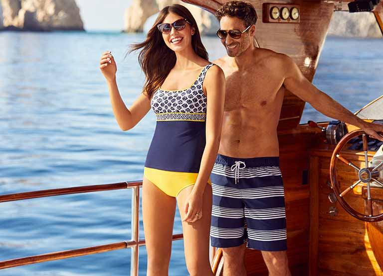 00ac02caf3 Lands' End: Swimwear, Polo Shirts, Jeans, Fit and Flare Dresses, Tops