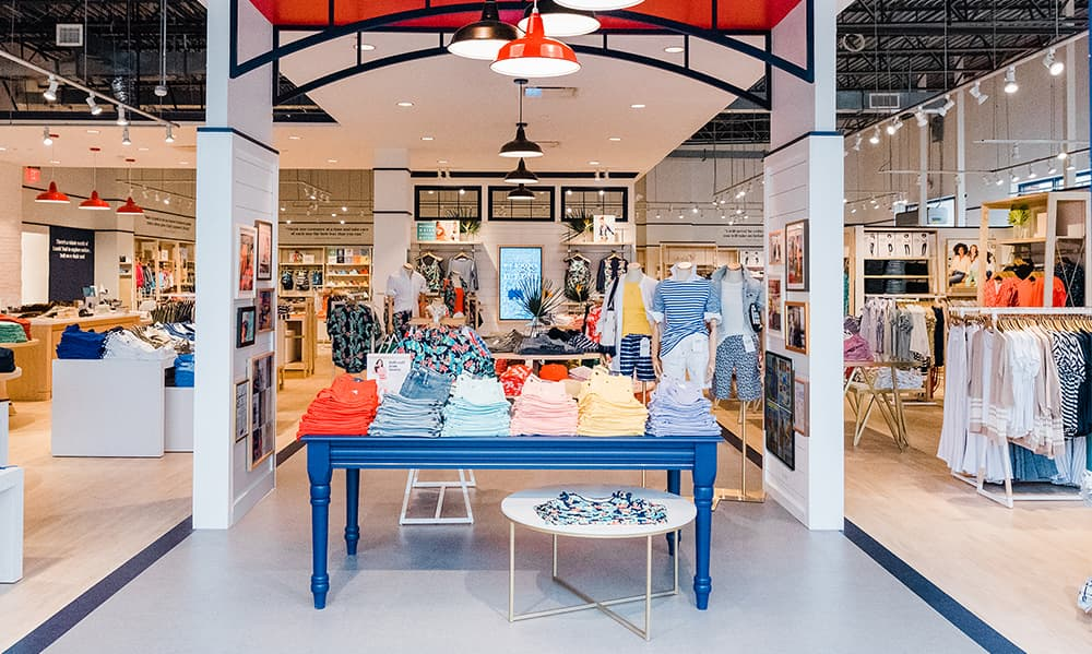 ebdd5e4181 Retailer Lands' End Opened New Store in Cherry Hill, New Jersey