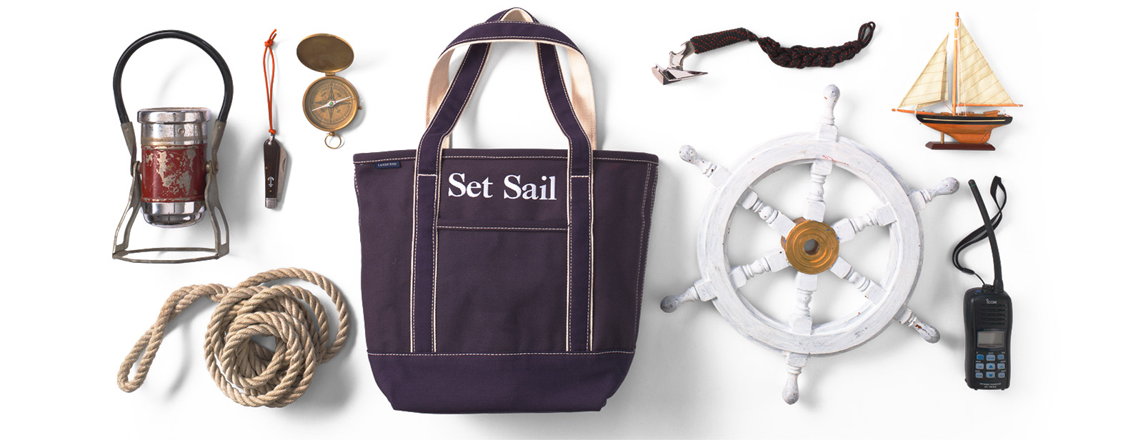 Lands End – Personalized Bag Chairs