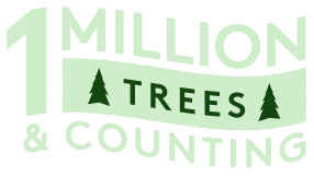 One Million Trees & Counting
